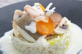 recette de blanquette de poissons facile et rapide