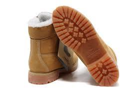 womens timberland boots sale usa cheap timberland 6 inch boots wheat with white wool vu015237 4 jpg
