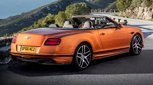 orange bentley 2017 bentley continental supersports convertible full hd wallpaper
