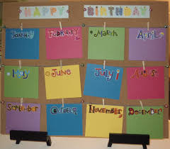 birthday board ms jess classroom birthday board