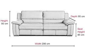 diamante 3 seater leather sofa vavicci fine home furniture
