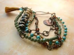 boho style necklace images Sandi pointe virtual library of collections jpg