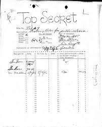 Cover Sheet Paper by Classified Cover Sheets Then And Now Restricted Data