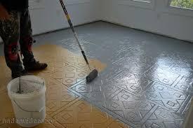peinture carrelage sol cuisine peindre un carrelage au sol peindre carrelage sol charmant le 0