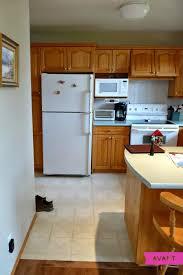 d馗oration int駻ieure cuisine placard de cuisine en bois sur idees decoration interieure et de