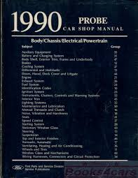 ford probe manuals at books4cars com