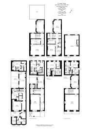 Estate Agents Floor Plans by Chester Square Belgravia London Sw1w Property Estate Agents
