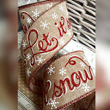 wired christmas ribbon cheap christmas burlap ribbon find christmas burlap ribbon deals
