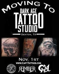 we u0027re moving to denton cap1 tattoos