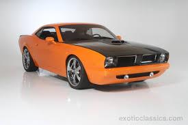 Dodge Challenger 2007 - 2008 barracuda concept up for grabs