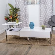 wayfair white coffee table found it at wayfair selva white coffee table with lift top