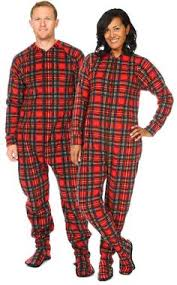 order your own matching family pajamas like this plaid