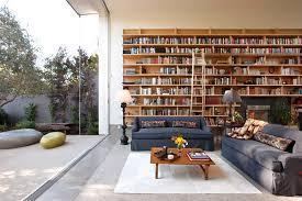 bookshelves in living room how to decorate a bookshelf