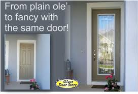 Exterior Door Install Want Glass Door Inserts Installed In Your Front Door
