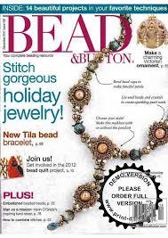 49 best beadwork periodicals images on pinterest beaded jewelry