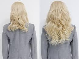 16 inch hair extensions before after estelles secret