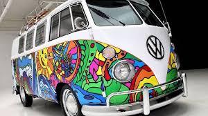 volkswagen van hippie volkswagen is bringing back the old van and it is even more hippy