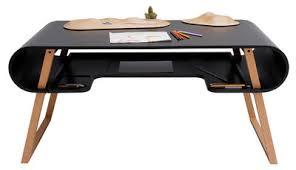bureau bois noir bureau enfant compagnie rubens noir bois 998 80 livré acheter