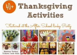 Thanksgiving Stories For Kindergarten Thanksgiving Activities For Aged Kids The Educators U0027 Spin