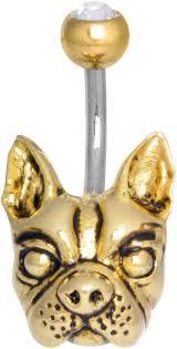 piercing aur piercing in buric navel bulldog getwild ro