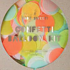 oversize balloons confetti balloons 3 36 inch oversize neon balloons meri