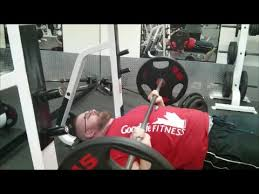 Bench Press Weight For Beginners 3 Tips To Bench Press For Beginners Youtube