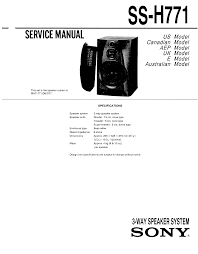 s s super e carburetor manual sony ss h771 service manual immediate download
