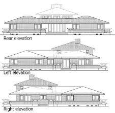 prairie house plans plan w81313w classic prairie style house plan e architectural
