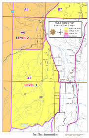 Fire Evacuation Plan Wa by Eagle Creek Fire Evacuations Acreage How Weekend Weather May