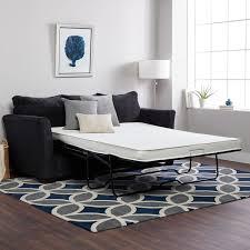 Sofa Sleeper Full by Select Luxury Flippable 4 Inch Full Size Foam Sofa Sleeper