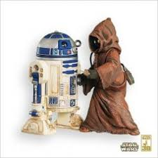 princess leia wars hallmark ornament on wars