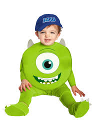 infant costume child mike classic costume