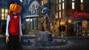 dragon nest halloween town background steam card exchange showcase evil pumpkin the lost halloween