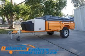 offroad travel trailers walk in design off road soft top camper trailer