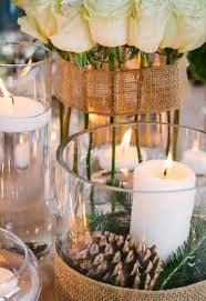 candle centerpieces for wedding 55 winter wedding candles ideas happywedd