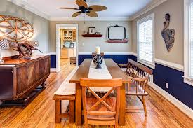 Orange Dining Room Ceiling Fan Design Ideas  Pictures Zillow - Ceiling fan dining room