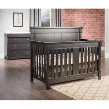 Are Convertible Cribs Worth It Springfield 2 Convertible Crib Set Java