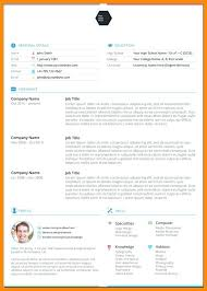 illustrator resume templates illustrator resume templates 7 resume template illustrator