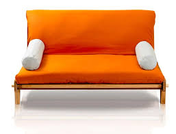 piccolo divano letto divano letto relax yasumi legno a incastri con futon arredo e