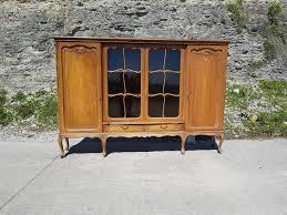 Chippendale Schlafzimmer Gebraucht Barock Vitrine Stil Antik Massiv Art Vintage Weiß Gold Chippendale