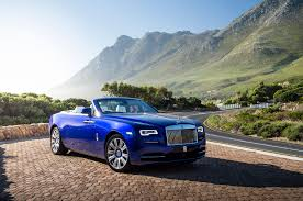 rolls royce blue interior 2016 rolls royce dawn first drive review