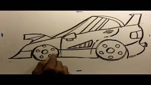 punch buggy car drawing how to draw cartoon phantom car the easy way best car 2017