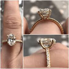 vintage engagement rings nyc oval engagement ring vintage inspired crafted made