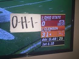 Funny Ohio State Memes - 18 best memes of ohio state humiliated by clemson in the college