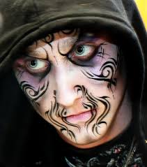 cool face painting for halloween philosophy of science portal not just for halloween but works