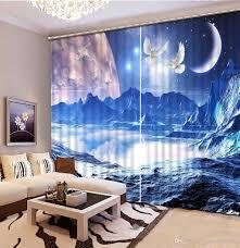 2017 fashion 3d home decor beautiful high quality customize size