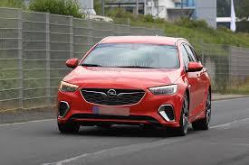 opel insignia 2017 wagon spyshots 2018 opel insignia gsi wagon drops disguise autoevolution