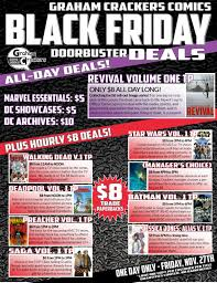 black friday best deals per day 100 comic book sales on black friday including 25 off wizard