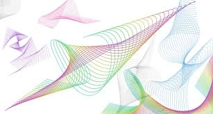 corel draw x4 blend tool learn how to use coreldraw to create abstract linear shapes for your