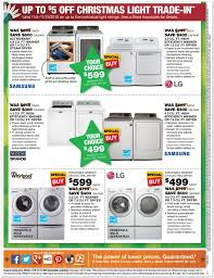 home depot black friday appliances sale home depot black friday appliance ad